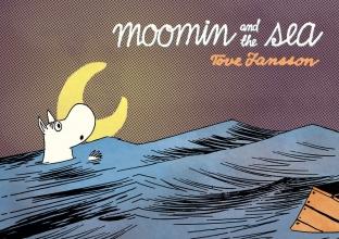 Jansson, Tove Moomin and the Sea