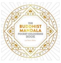 Lisa Tenzin-Dolma Buddhist Mandala Pocket Colouring Book