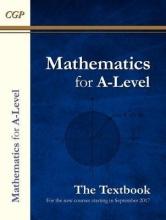 CGP Books A-Level Maths Textbook: Year 1 & 2