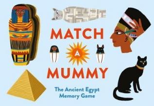 Anna Claybourne , Match a Mummy