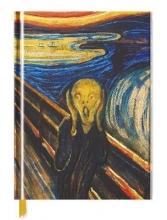 The Scream Blank Sketch Book