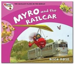 Rose, Nick Myro and the Railcar