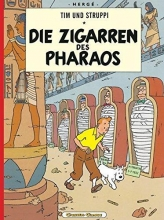 Herge Tim und Struppi 03. Die Zigarren des Pharaos
