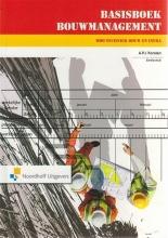 , Basisboek Bouwmanagement Voor Mbo