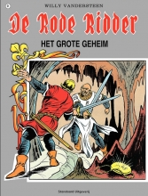 Willy  Vandersteen Grote geheim Rode Ridder 91