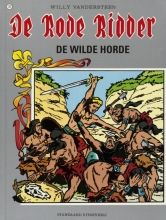 Willy  Vandersteen De Rode Ridder 021 De wilde horde
