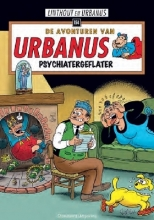 Willy  Linthout Urbanus 154 Psychiatergeflater