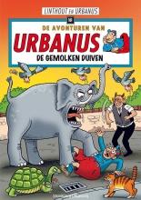 Willy  Linthout Urbanus De gemolken duiven 161