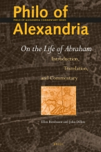 John M. Dillon Ellen Birnbaum, Philo of Alexandria: On the Life of Abraham