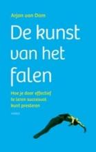 Arjan van Dam , De kunst van het falen