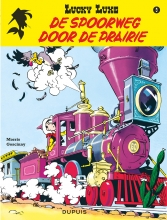 Morris , René  Goscinny , Lucky Luke 09