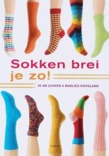 M. Hoogland J.A. Luijken, Sokken brei je zo!