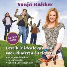 S. Bakker , Bereik je ideale gewicht voor kinderen en tieners!