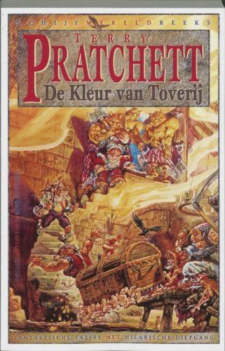 Terry Pratchett,De kleur van toverij
