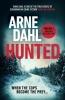 Arne Dahl, Hunted