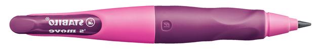 ,Vulpotlood stabilo easyergo 3.15 links roze/lila