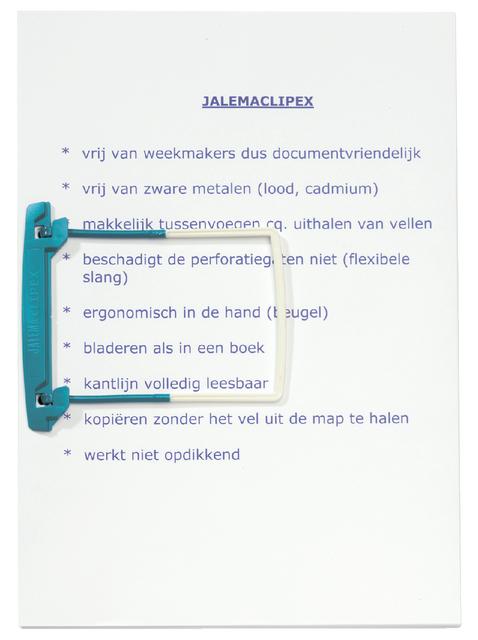 ,Bundelmechaniek JalemaClipex slangetjes petrol