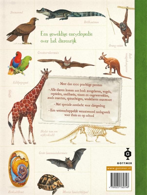 Camilla de la Bédoyère,Over het dierenrijk