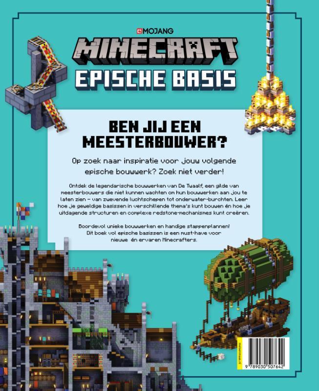 ,Minecraft Epische Basis