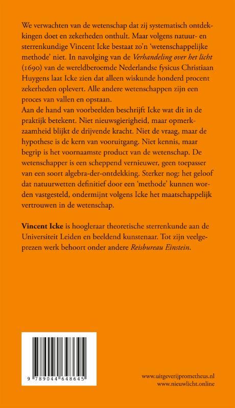 Vincent Icke,Licht
