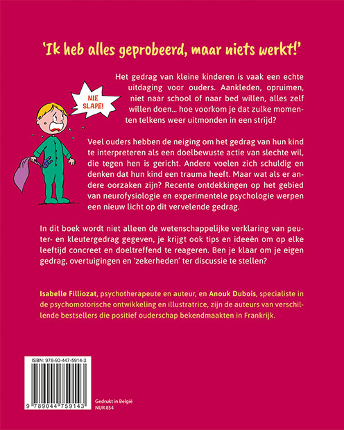 Isabelle FILLIOZAT,De complete peuters en kleuters survivalgids voor ouders