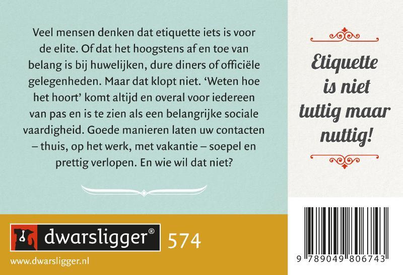 Reinildis van Ditzhuyzen,Hoe hoort het eigenlijk?