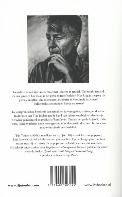 Tijn Touber,Het geheim van genialiteit