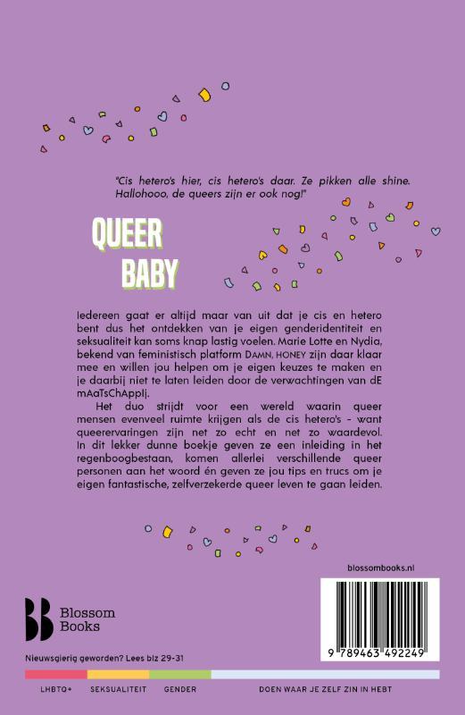 Marie Lotte Hagen, Nydia van Voorthuizen,Queer baby