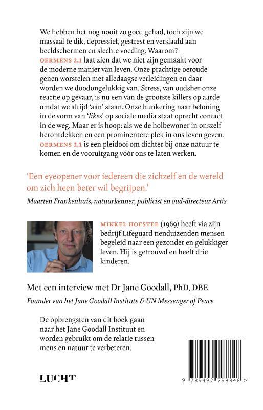 Mikkel Hofstee,Oermens 2.1
