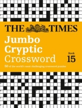 Times Mind Games Times Jumbo Cryptic Crossword Book 15