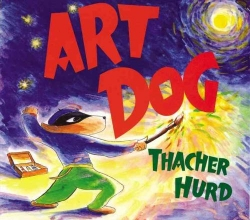 Hurd, Thacher Art Dog