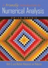 Brian Bradie A Friendly Introduction to Numerical Analysis