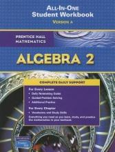 Algebra 2 All-In-One Student Workbook, Version A