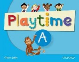 Selby, Claire Playtime A. Course Book