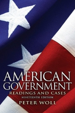 Woll, Peter American Government