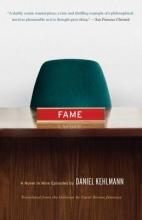 Kehlmann, Daniel Fame