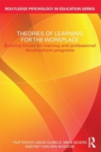 Dochy, Filip Theories of Learning for the Workplace: Building Blocks for Training and Professional Development Programmes