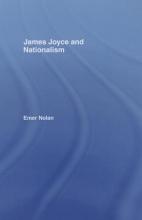 Nolan, Emer James Joyce and Nationalism