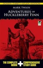 Twain, Mark Adventures of Huckleberry Finn Thrift Study Edition