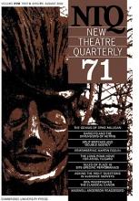 New Theatre Quarterly 71
