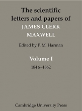 Maxwell, James Clerk The Scientific Letters and Papers of James Clerk Maxwell 3 Volume Paperback Set (5 Physical Parts)
