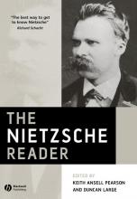 Large, Duncan,   Nietzsche, Friedrich Wilhelm The Nietzsche Reader