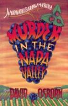 Osborn, David Murder in the Napa Valley