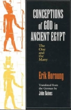 Erik Hornung,   John Baines Conceptions of God in Ancient Egypt