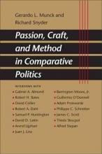 Gerardo L. Munck,   Richard Snyder Passion, Craft, and Method in Comparative Politics