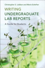 Lobban, Christopher S. Writing Undergraduate Lab Reports