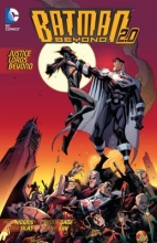 Higgins, Kyle,   Gage, Christos Batman Beyond 2.0 2