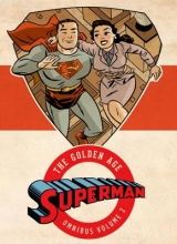 Siegel, Jerry Superman the Golden Age Omnibus 2