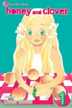 Umino, Chica Honey and  Clover 1
