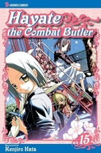 Hata, Kenjiro Hayate the Combat Butler 15